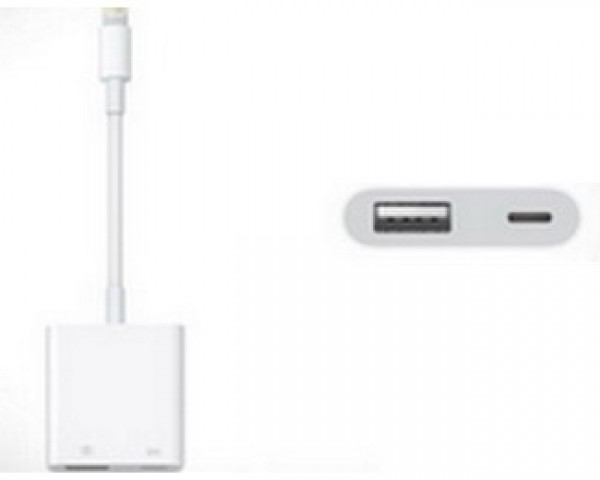 FAST ASIA Adapter iPhone - USB 3.0 + iPhone