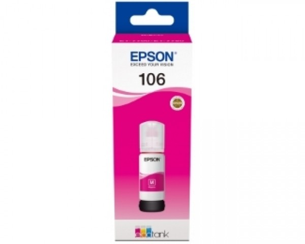 EPSON 106 magenta ketridž