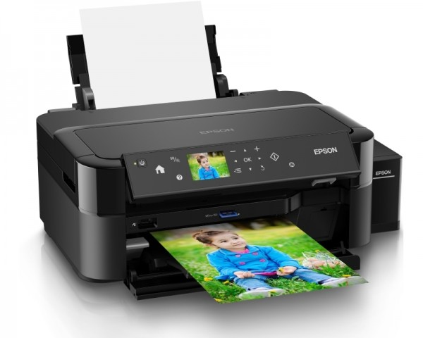 EPSON L810 EcoTank ITS (6 boja) Photo inkjet uređaj