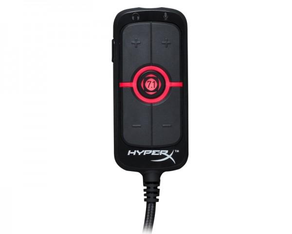 KINGSTON HyperX Amp USB zvučna karta HX-USCCAMSS-BK