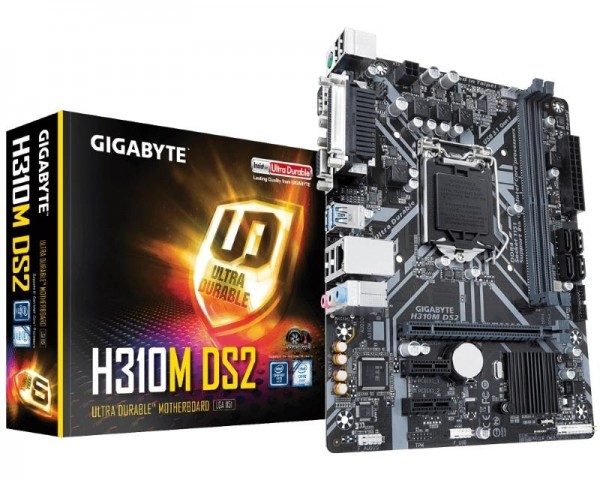GIGABYTE H310M DS2 rev.2.0