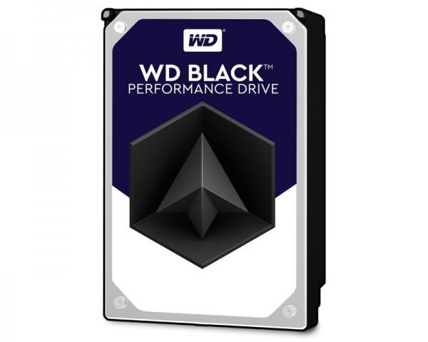 WD 6TB 3.5'' SATA III 256MB 7.200rpm WD6003FZBX Black