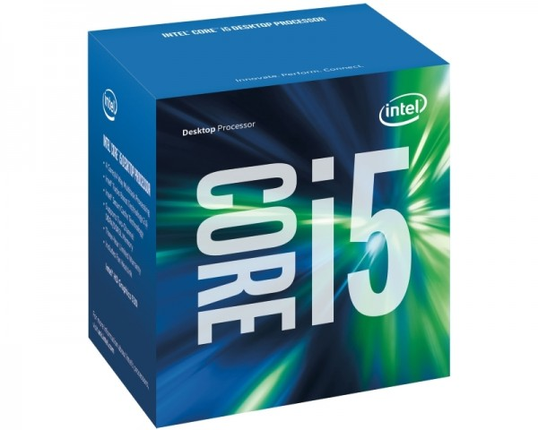 INTEL Core i5-7500 4-Core 3.4GHz (3.8GHz) Box