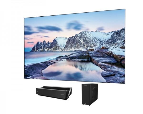 HISENSE 100'' H100LDA Smart 4K Ultra HD digital Laser TV + LTS100MHEU panel + VW6 zvučnici