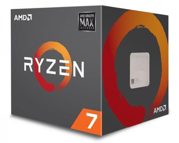 AMD Ryzen 7 2700 MAX 8 cores 3.2GHz (4.1GHz) Box