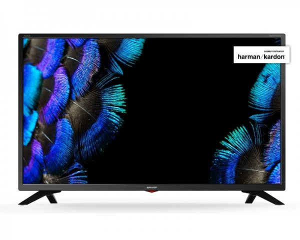 SHARP 32'' LC-32HI5332E HD ready digital TV