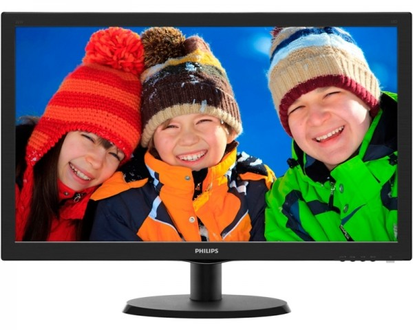 PHILIPS_ 21.5'' V-line 223V5LSB210 LED monitor