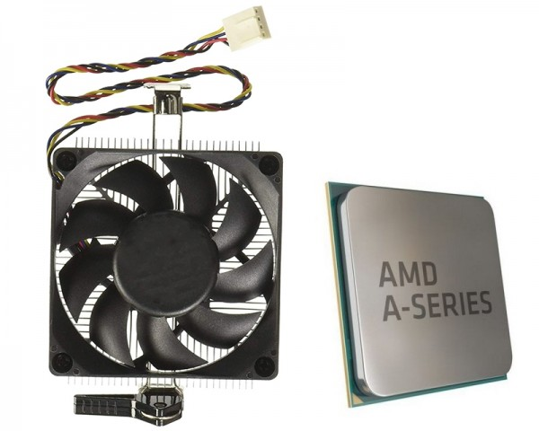 AMD A6-9500 2 cores 3.5GHz (3.8GHz) Radeon R5 MPK
