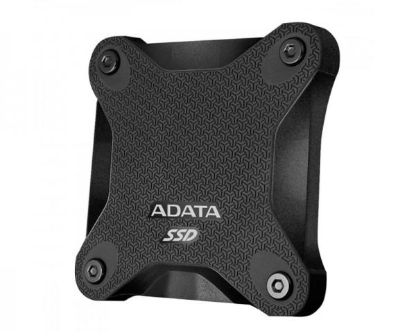 A-DATA 240GB 2.5'' ASD600Q-240GU31-CBK crni eksterni SSD