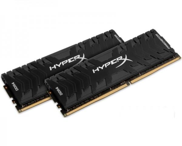 KINGSTON DIMM DDR4 32GB (2x16GB kit) 2400MHz HX424C12PB3K232 HyperX XMP Predator
