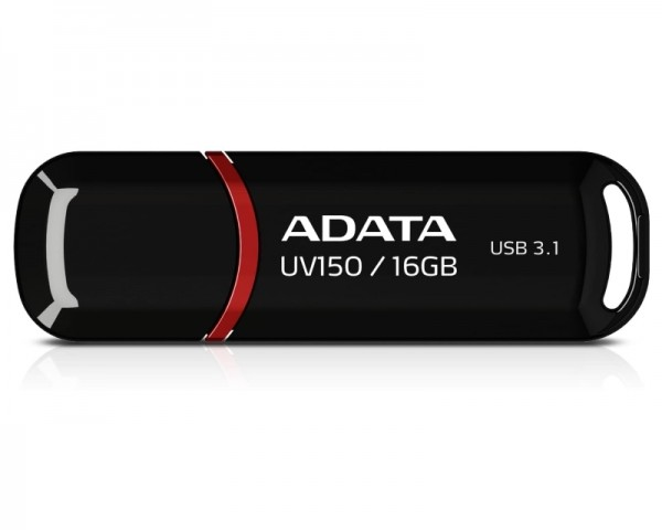 A-DATA 16GB 3.1 AUV150-16G-RBK crni