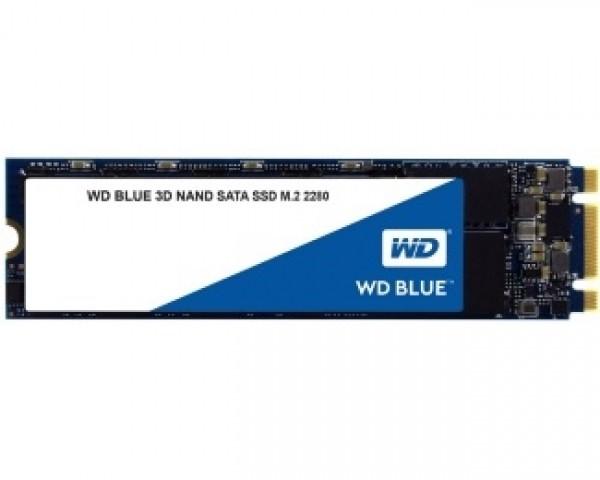WD 500GB M.2 SATA III WDS500G2B0B Blue