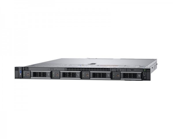 DELL DELL PowerEdge R440 2x Xeon Silver 4114 10C 1x16GB H730P 0GB 550W (1+1) 3yr NBD + Sine za rack