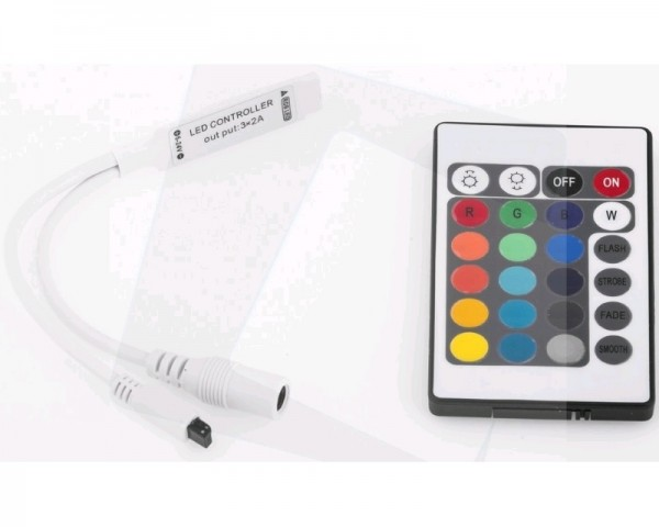 AVIDE ABLS12V24KRGB-72W-IRC 12v 72W Slim adapter za LED traku