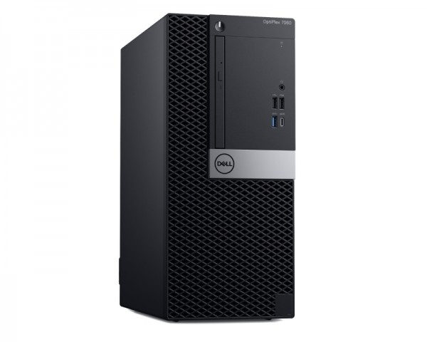 DELL OptiPlex 7060 MT i5-8500 8GB 1TB DVDRW Win10Pro64Bit 3yr NBD